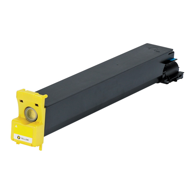 Jolek compatible, Konica C250 Toner 260g Cartridge Yellow