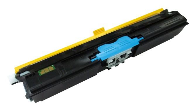 Jolek compatible, KM Magicolor 1600w Toner - Cyan