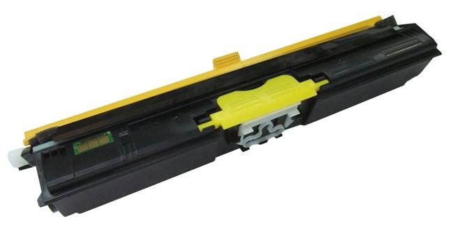 Jolek compatible, KM Magicolor 1600w Toner - Yellow